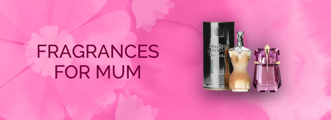 Perfume – an ideal Mother's Day gift