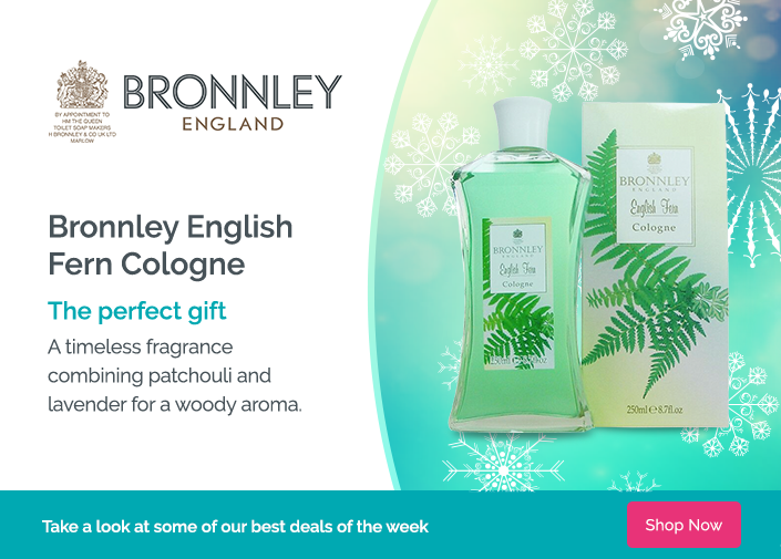 Deal of the week - Bronnley English Fern Cologne