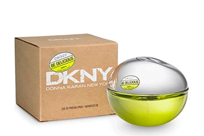 DKNY be delicious discounted fragrance