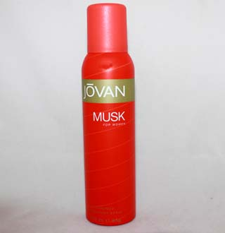 Jovan Musk Deodrant Spray for Women - 150ml