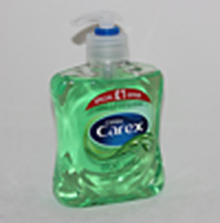 Cussons Carex Aloe Vera - 250ml
