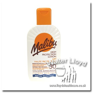 Malibu high protection lotion SPF 30 - 200 ml