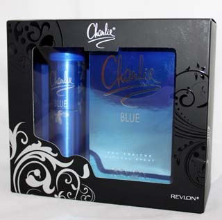Charlie Blue - 100ml and 75ml
