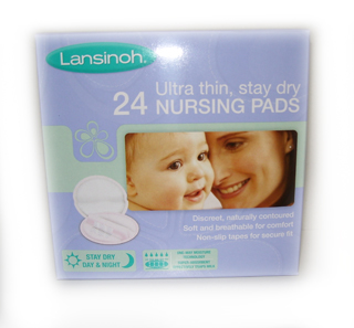Lansinoh - Nursing Pads - pack of 24