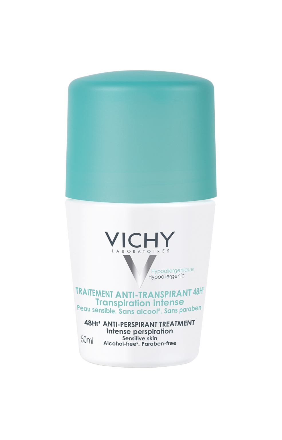 Vichy 48 hour Anti-Perspirant Treatment - 50ml