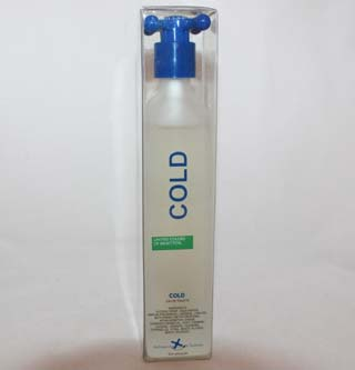 United Colors of Benetton Cold EDT - 100ml