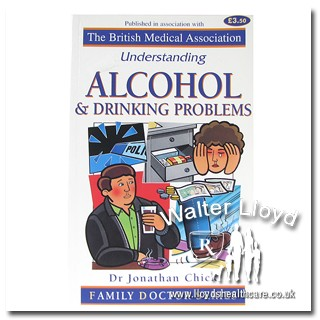Dr. Jonathan. Chick Understand Alcohol & drinking problems - - 1 book