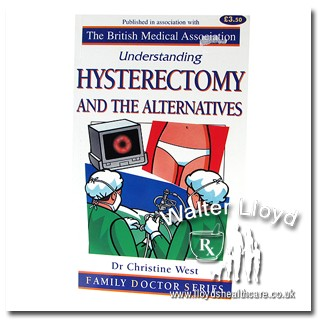 Understanding hysterectomy and the alternatives - 1 set