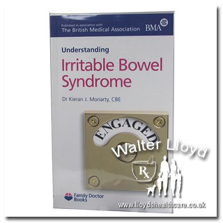 Dr Kwame McKenzie. Understanding Irritable bowel syndrome