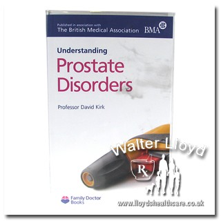 Understanding prostate disorders - 1 set