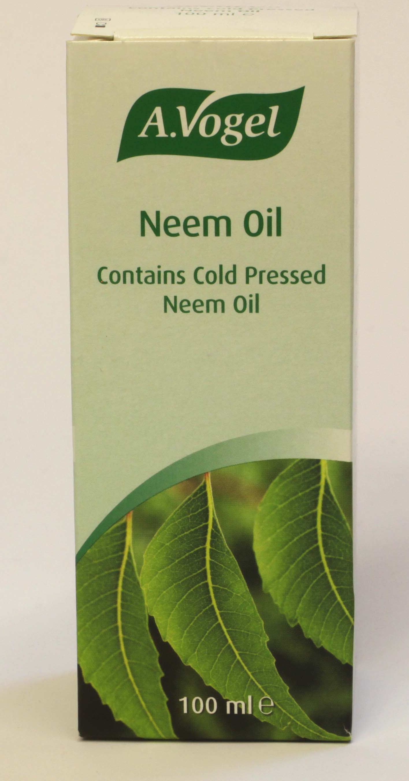 A Vogel Neem Oil 100ml