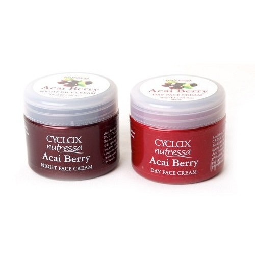 Cyclax Acai Berry Night & Day Face Cream (50ml&50ml)