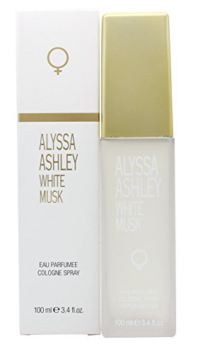 Alyssa Ashley White Musk Cologne Spray 100ml