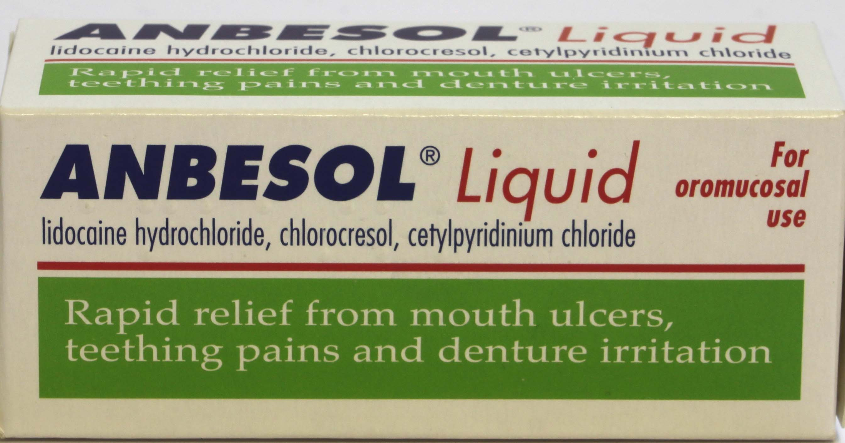 Anbesol Liquid (15ml)