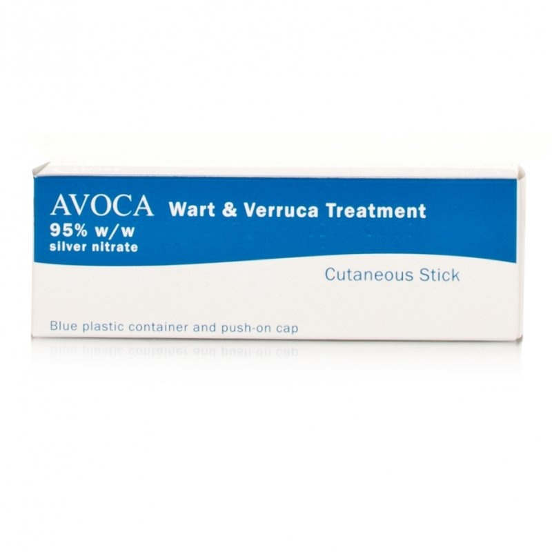 Avoca Wart & Verruca Treatment 95%