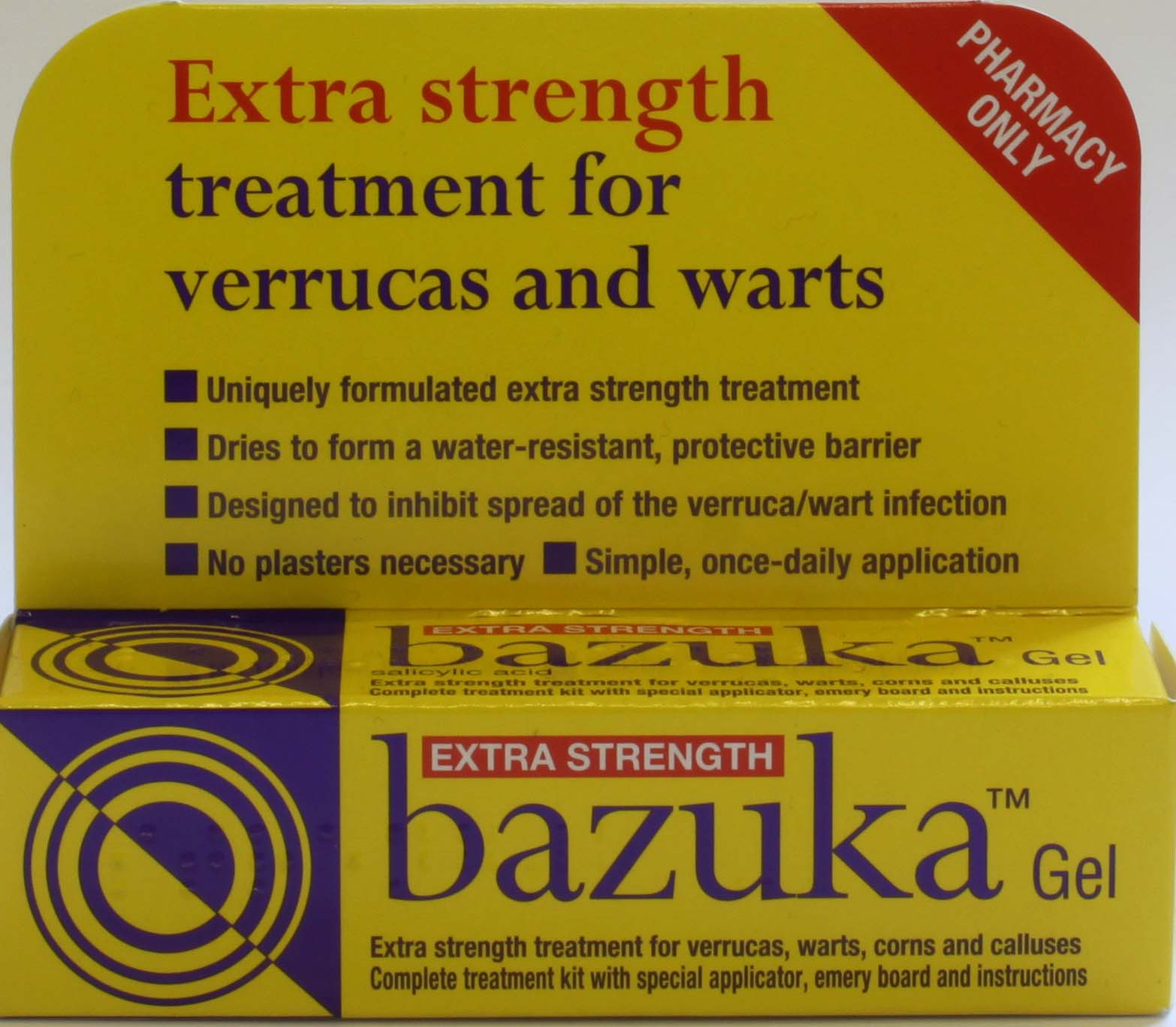 Bazuka Gel Extra Strength - 5g
