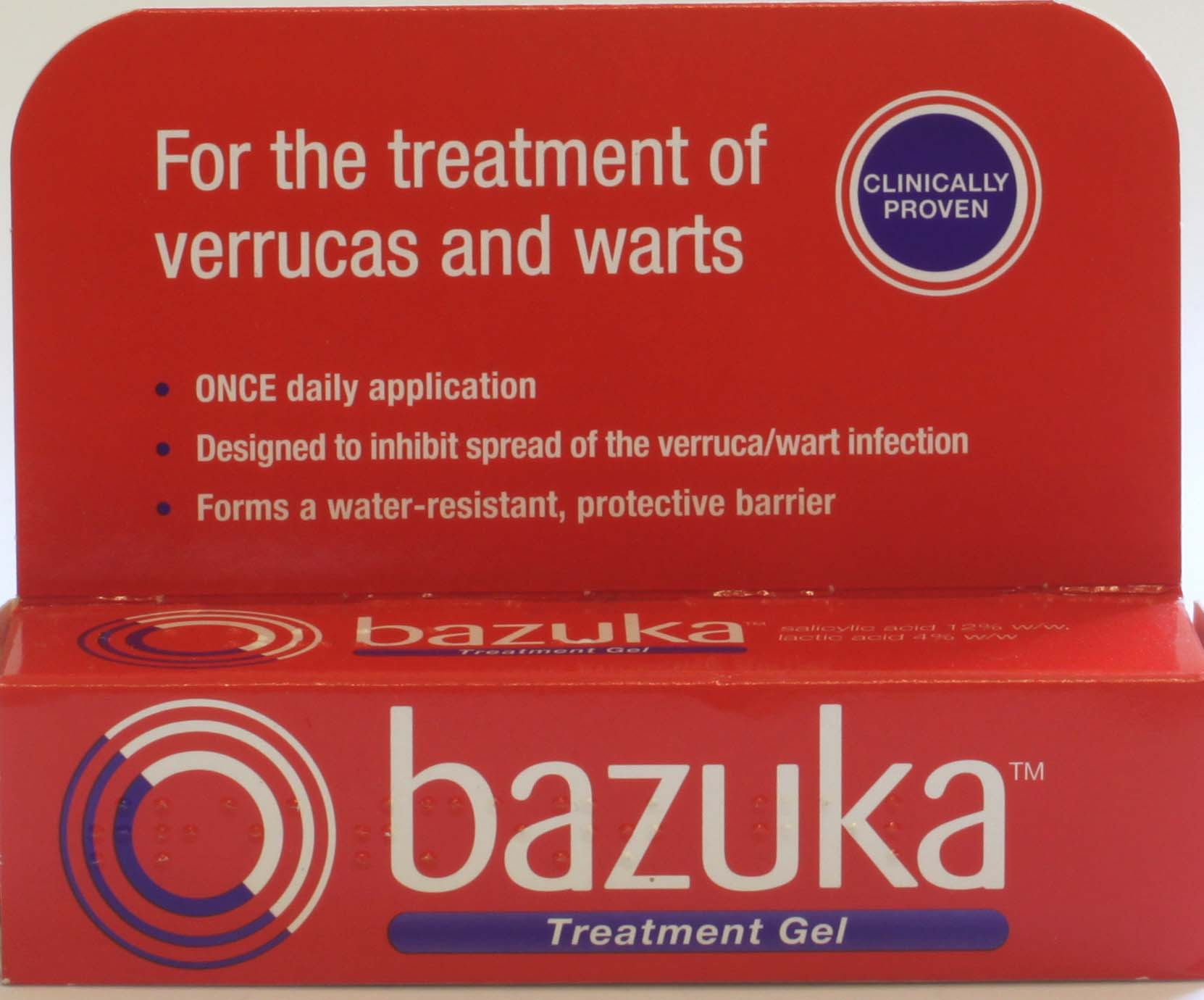 Bazuka Treatment Gel - 6g