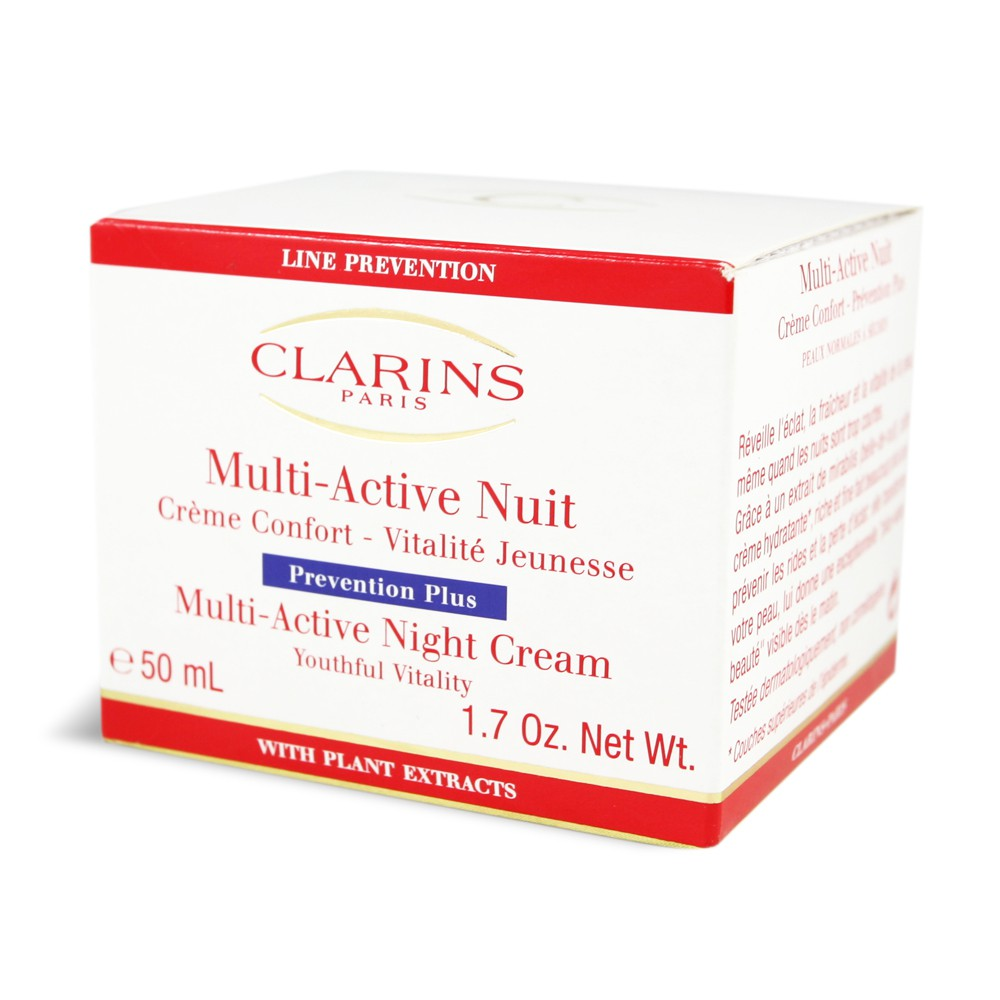 Clarins Multi-Active Night Cream - 50ml