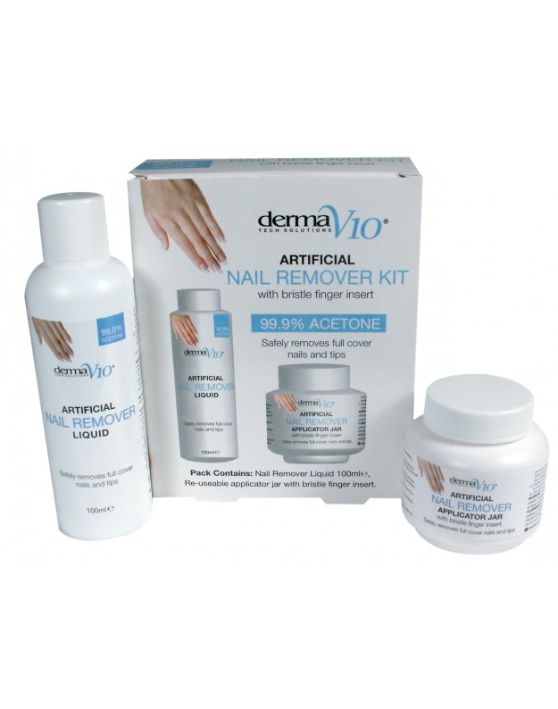 Derma V10 Artificial Nail Remover Kit