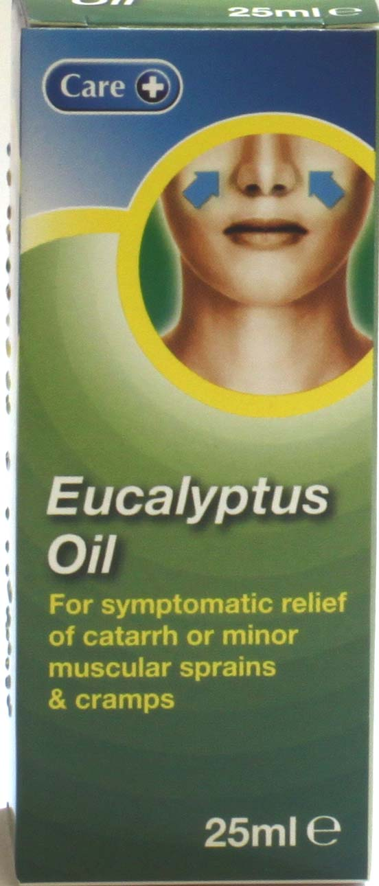 Eucalyptus Oil (Care) - 25ml