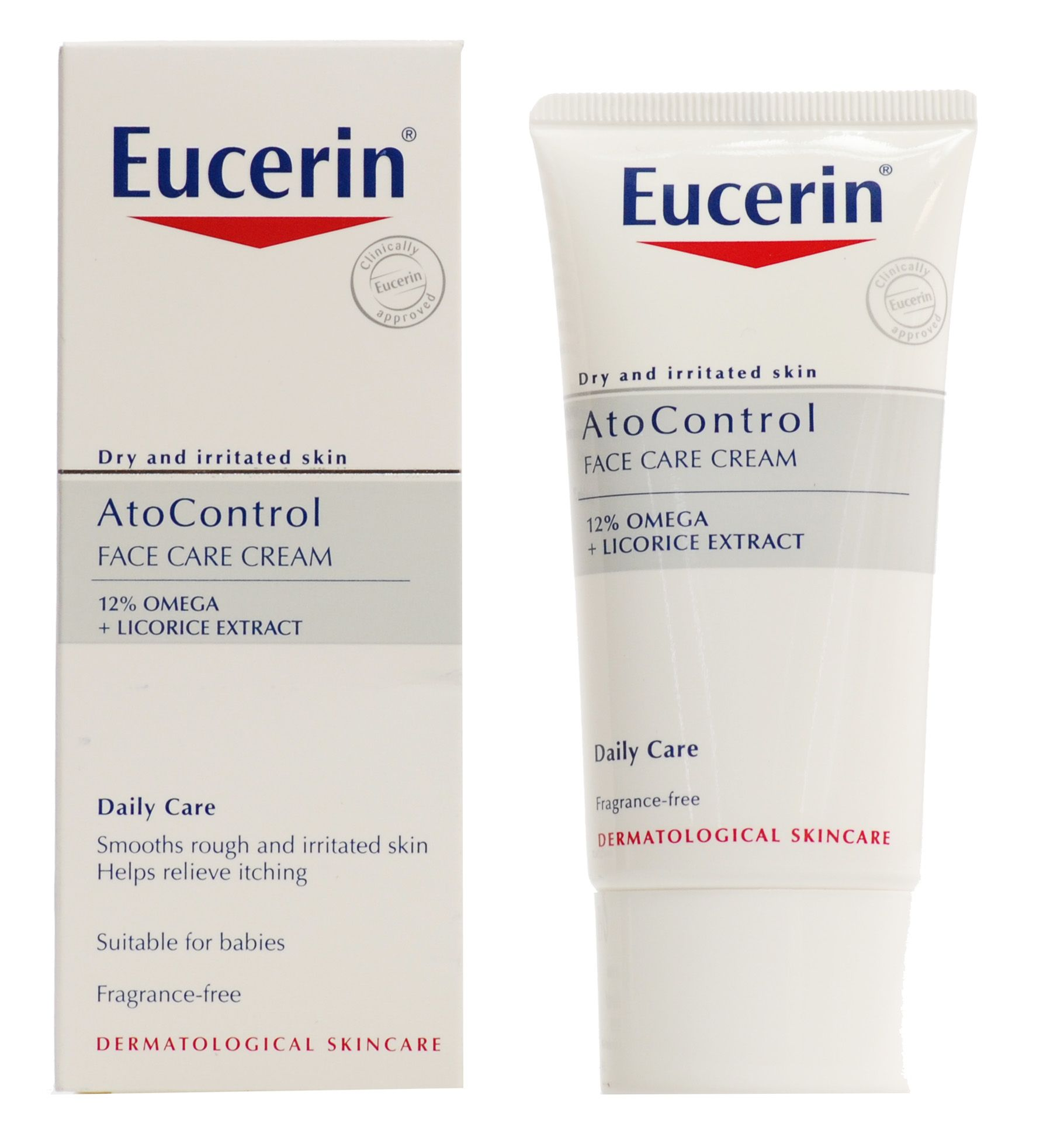 Eucerin AtoControl Face Care Cream 50ml