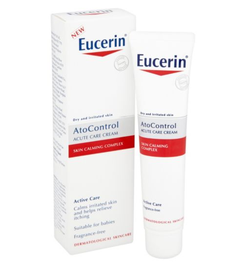 Eucerin AtoControl Acute Care Cream 40ml