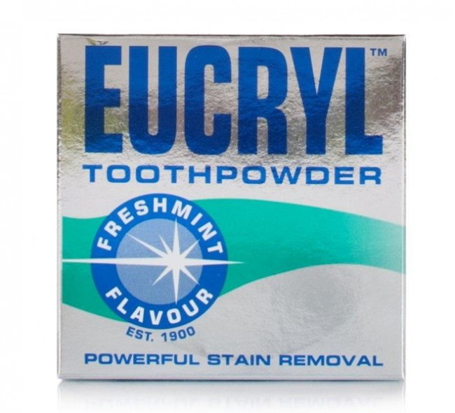 Eucryl Toothpowder Freshmint Flavour 50 g