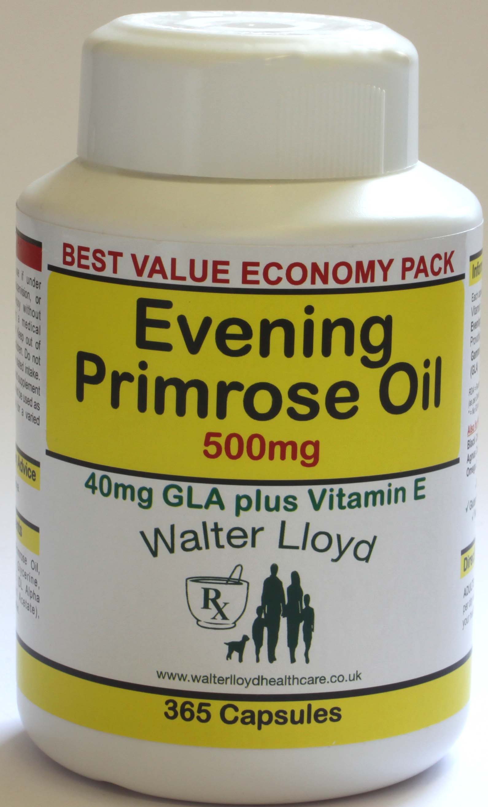 Best evening primrose oil supplement
