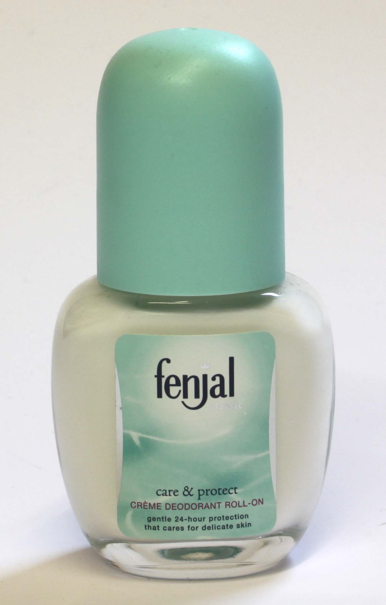 Fenjal Classic Creme Deodrant Roll On - 50ml