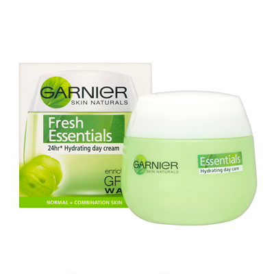 Garnier Fresh Essentials 24 hr Hydrating Day Cream 50ml