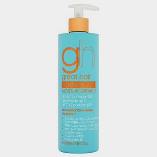 gh great hair Shampoo - 500ml