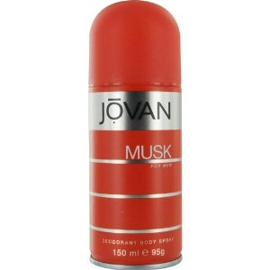 Jovan Musk Deodorant Body Spray - 150 ml