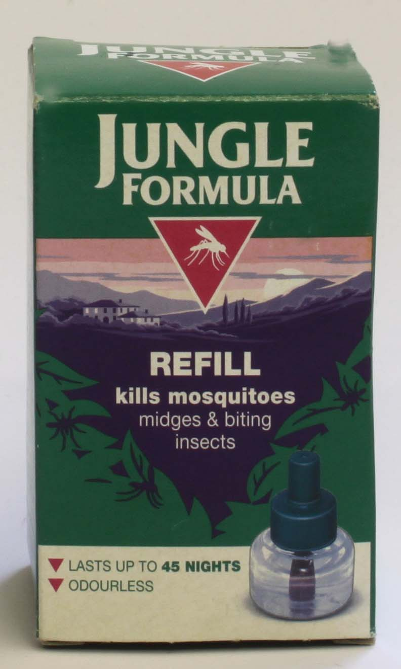 Jungle Formula Plug-in Refills Mosquito Killer- 35ml