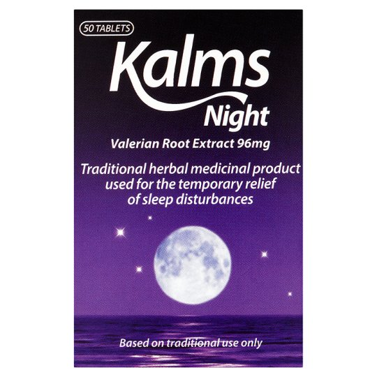 Kalms Night  - 50 Tablets