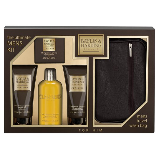 Baylis & Harding Black Pepper & Ginseng Men