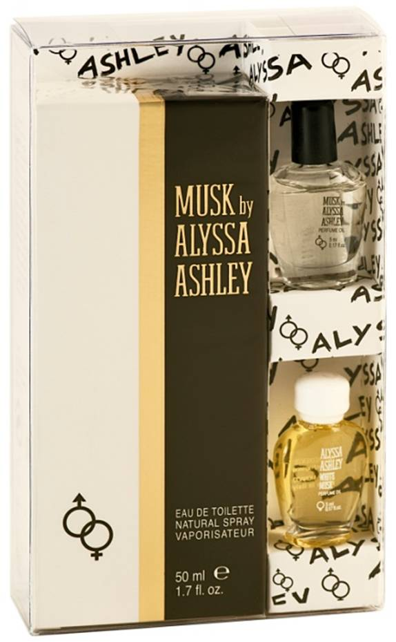 Musk by Alyssa Ashley EDT 50ml