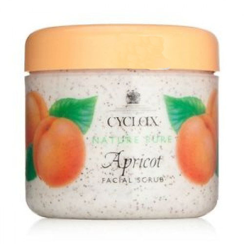 Cyclax Apricot Facial Scrub - 300ml