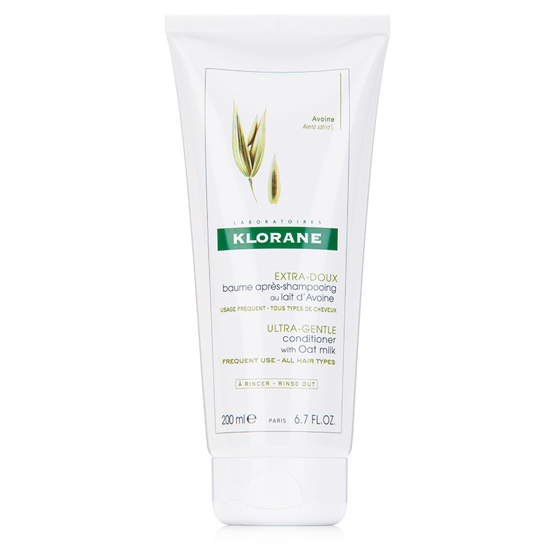 Klorane Oatmilk Ultra Gentle Conditioner 200ml