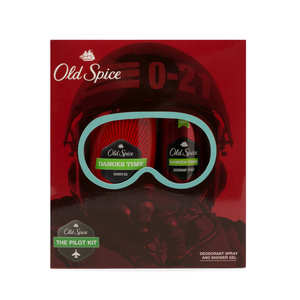 Old Spice Danger Time Gift Pack