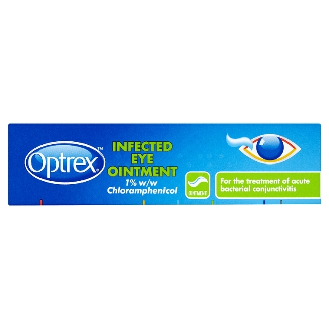 Optrex Infected Eyes Ointment - 4g