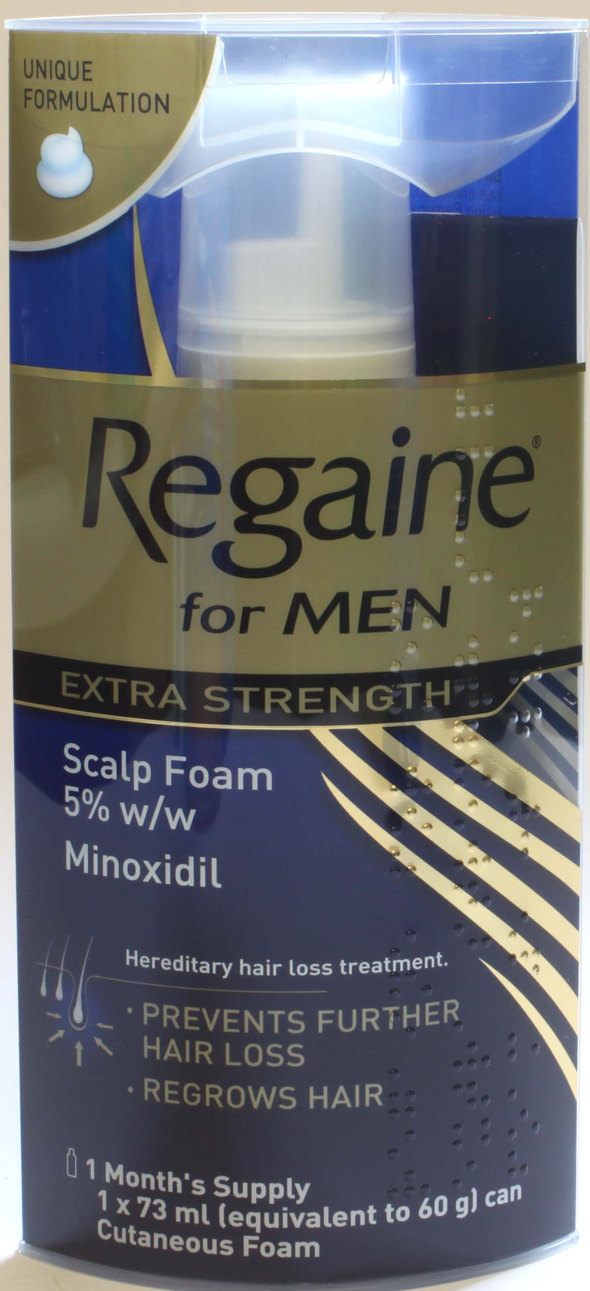 Regaine for Men Extra Strength - 1 month