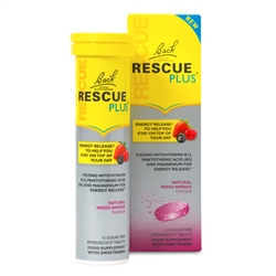 Bach Rescue Plus 15 Effervescent Tablets