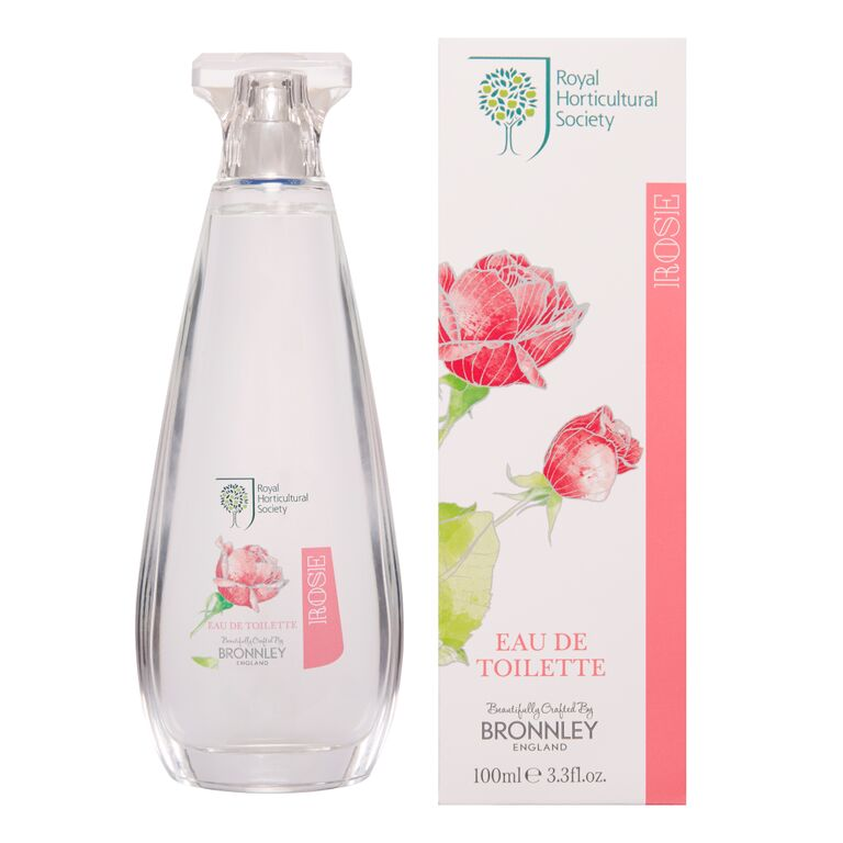 Bronnley RHS Rose EDT 100ml