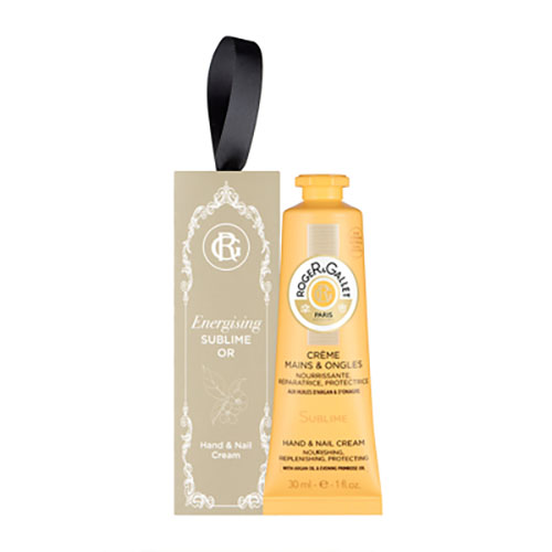 Roger & Gallet Energising Sublime Or Hand & Nail Cream 30ml
