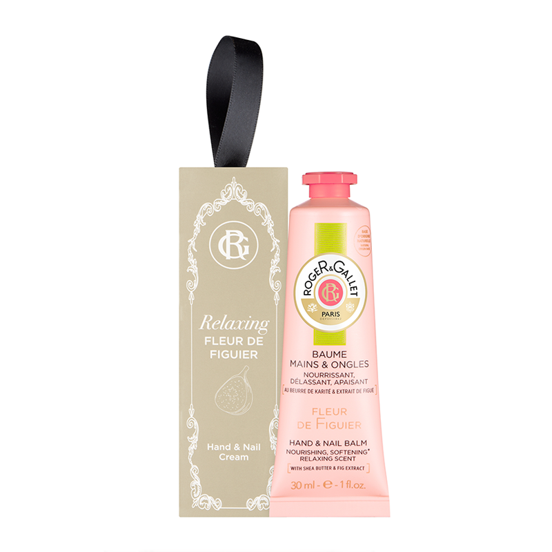 Roger & Gallet Relaxing Fleur De Figuier Hand & Nail Cream 30ml