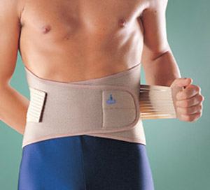 Oppo Sacro Lumbar Support Neoprene XL (1064)