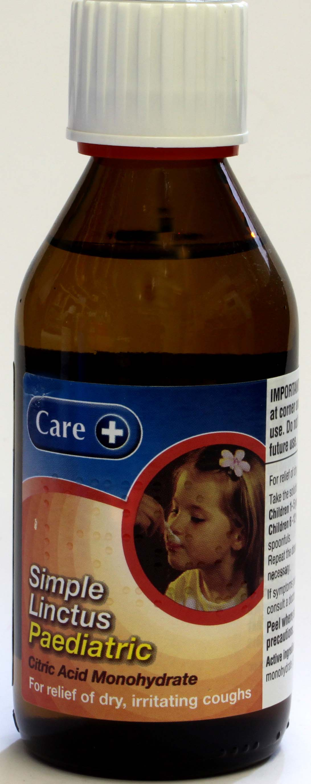 Simple Linctus Paediatric (Care) 200ml