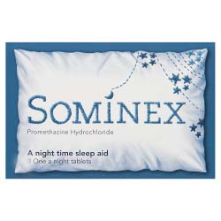 Sominex - 16 Tablets