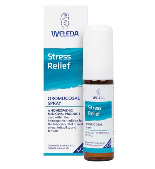Weleda Stress Relief 20ml