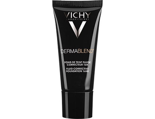 Vichy Dermablend Fluid Corrective Foundation 16hr Vanilla  - 30ml